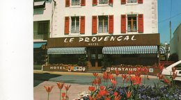 (01) DIVONNE LES BAINS Restaurant Le Provencal  ( Ain ) - Divonne Les Bains