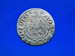 POLEN 1/24 Taler (Dreipölker) 1625 Bromberg Sigismund III (1587-1632) - Polen