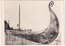 Osebergskipet Pa Bygdoy. Fra 800 Arene - Enerett Universitetets Oldsaksamling - (Norge/Norway) - Noorwegen