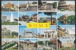 """LAZIO - ROMA - VIAGGIATA 1985 - VIAGGIATA PER ESTERO ANNULLO A TARGHETTA """" ITALIA 85 ESPOSIZIONE MONDIALE FILATELIA...."""" - Esposizioni"""