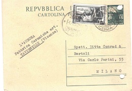 £15 + 5 - 6. 1946-.. Repubblica