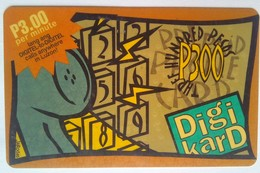 300 Pesos  Digikard - Philippines