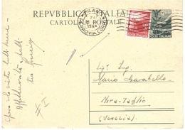 £12 + 3 - 6. 1946-.. Repubblica