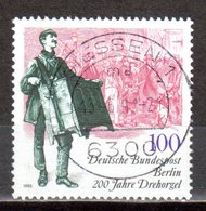 Berlin 1990 Mi. 872 Drehorgel Gestempelt (9043) - Berlin (West)