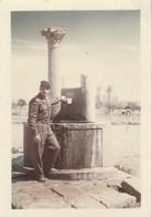 Militaire : Soldat En Pose : à Définir ( Photo Polaroid ) Format 9cm X 12,7cm - War, Military