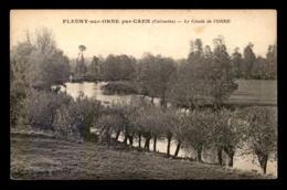 14 - FLEURY-SUR-ORNE - LE COUDE DE L'ORNE - France
