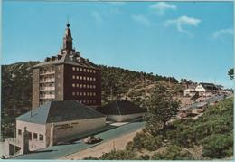 CPM:  PUERTO DE NAVACERRADA   (espagne):    Résidence José Antonio Et Auberge Arias.    (E1636) - Madrid