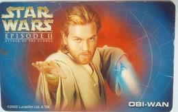 Globe Telecom Star Wars  Obi-Wan - Philippines