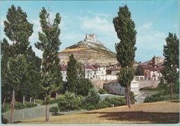CPM:  PENAFIEL  Valladolid   (espagne):    Vue Partielle Et Château.      (E1637) - Valladolid