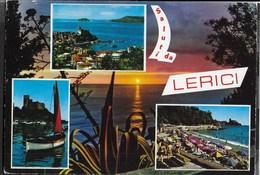 SALUTI DA LERICI - VIAGGIATA PER ESTERO (SVIZZERA) 1987 - Saluti Da.../ Gruss Aus...