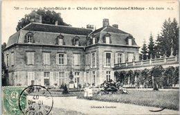52 - TROISFONTAINE L'ABBAYE -- Chateau - Aile Droite - Autres Communes