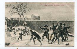CPA   10 : BRIENNE Le CHATEAU    école Militaire    Napoléon  A  VOIR   !!!! - Frankreich