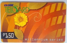 Globe Telecom Millennium Chip Card - Philippines