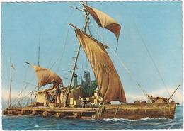 KON-TIKI Expedition 1947: Across The Pacific - (Thor Heyerdahl) - Norge/Norway - Noorwegen