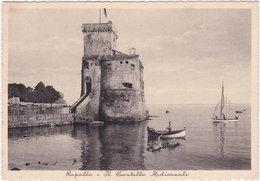 Gf. RAPALLO. Il Castello Mediovale. 58304 - Genova (Genoa)