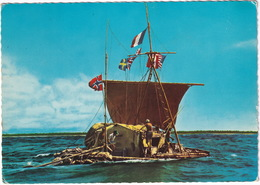 KON-TIKI Expedition 1947: Inside Polynesia - (Thor Heyerdahl) - Norge/Norway - Noorwegen