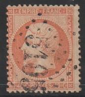 YT 23 Obl 40c Orange, Oblitération Suez 5105, Très Jolie Pièce, TB - France
