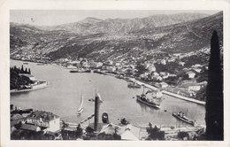 Croatia Vorläufer Yugoslavia PPC Dubrovnik II (Gruz) Izdanje Ljubo Tosovic DUBROVNIK 1939? LAUSANNE Schweiz (2 Scans) - Yougoslavie