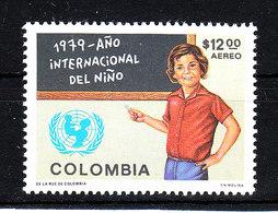 Colombia  - 1979. Insegnante Scolastica. School Teacher. MNH - Altri