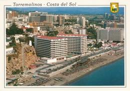 CP  - Espagne - TORREMOLINOS -  écrite - Espagne