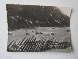 Lech Am Arlberg. Photo Schmidt Postmarked 1959 - Lech