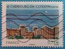 France 2017  : Cherbourg-en-Cotentin N° 5163 Oblitéré - France
