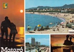 CP  - Espagne - MATARO -  Non écrite - Espagne
