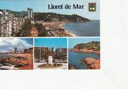 CP  - Espagne - LLORET DE MAR -  Non écrite - Gerona