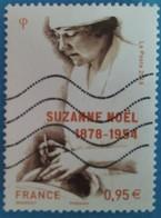 France 2018  : Suzanne Noël, Médecin, Pionnière De La Chirurgie Réparatrice N° 5203 Oblitéré - France