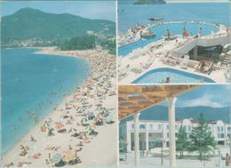 CPM:  BUDVA  (yougoslavie):   Multivues.    (E1650) - Yougoslavie
