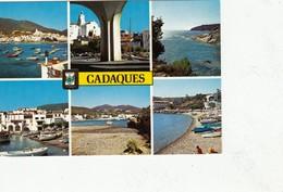 CP  - Espagne - CADAQUES -  Non écrite - Gerona