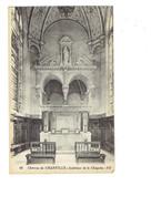 Cpa 60 - CHANTILLY - Château - Intérieur De La Chapelle - Statue Verge Coquille Saint Jacques - ND 68 - Châteaux