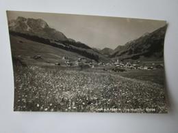 Lech Am Arlberg 1450 M. Foto Risch-Lau 10098 - Lech