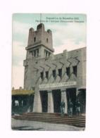 Exposition Universelle De Bruxelles.1910.Pavillon De L'Afrique Occidentale Française. - Universal Exhibitions
