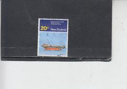 NUOVA ZELANDA  1979 - Yvert  758 - Conferenza - Nuova Zelanda