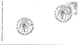 SG0508  - ANNULLO TRENTO CENTRO - 53° FILMFESTIVAL DELLA MONTAGNA - 36.4.2005 - 6. 1946-.. Repubblica
