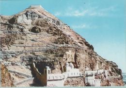 CPM:    GERICO  (palestine):   Monte Della Tentazione      (E1655) - Palestine