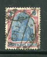 ALLEMAGNE- Empire- Y&T N°130- Oblitéré - Allemagne