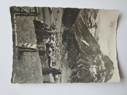 Lech Am Arlberg Mit Omeshorn. Photo Schmidt Postmarked 1956 - Lech