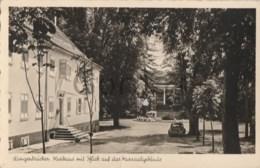 Germany - Bad Schoenbron - Langenbrueken - Kurhaus - Bad Schoenborn
