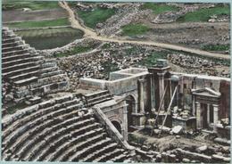 CPM:    JERICO  (jordanie):    Vue Sur L' Amphithéâtre.    (E1658) - Jordanie