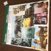 ALITALIA ORARIO 1976 ! - Libri Vecchi E Da Collezione
