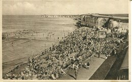 007174  Palm Bay Looking S. E., Cliftonville  1933 - England