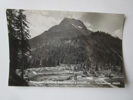Lech Am Arlberg Schwimmbad G. Omeshorn. Foto Risch-Lau 10600 [stamp But No Postmark] - Lech