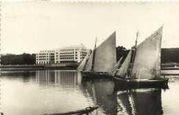 LA TOJA  (Pontevedra) Gran Hotel Barques De Peche RV - Pontevedra