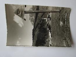Lech Am Arlberg - Photo Schmidt Postmarked 1952 - Lech