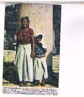 MEXIQUE  TIPOS DE INDIOS ESTADO DE OAXACA 1906 US124 - Mexique