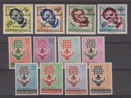 HAITI  1960  REFUGIES **MNH  Ref. 9594 D - Haïti