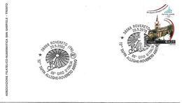 SG0514  - ANNULLO MEZZOCORONA - PARTENZA TAPPA MEZZOCORONA-ORTISEI - 88° GIRO D'ITALIA-- 21.5.2005 - 6. 1946-.. Repubblica