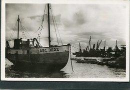 CPA - ARCACHON - Le Port D'Eyrac - Bateaux De Pêche - Arcachon